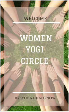 Front cover Women Yogi Circle Package